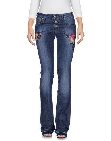 Джинсовые брюки GALLIANO 42532732MT