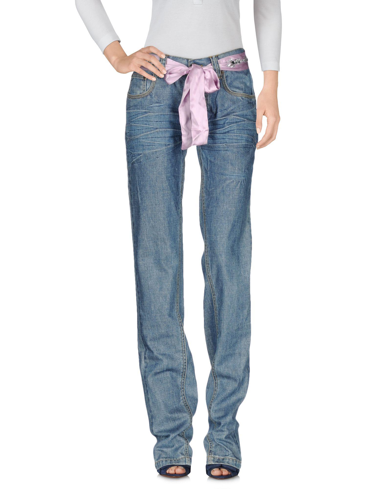 где купить TRUST TOILETTE Джинсовые брюки по лучшей цене