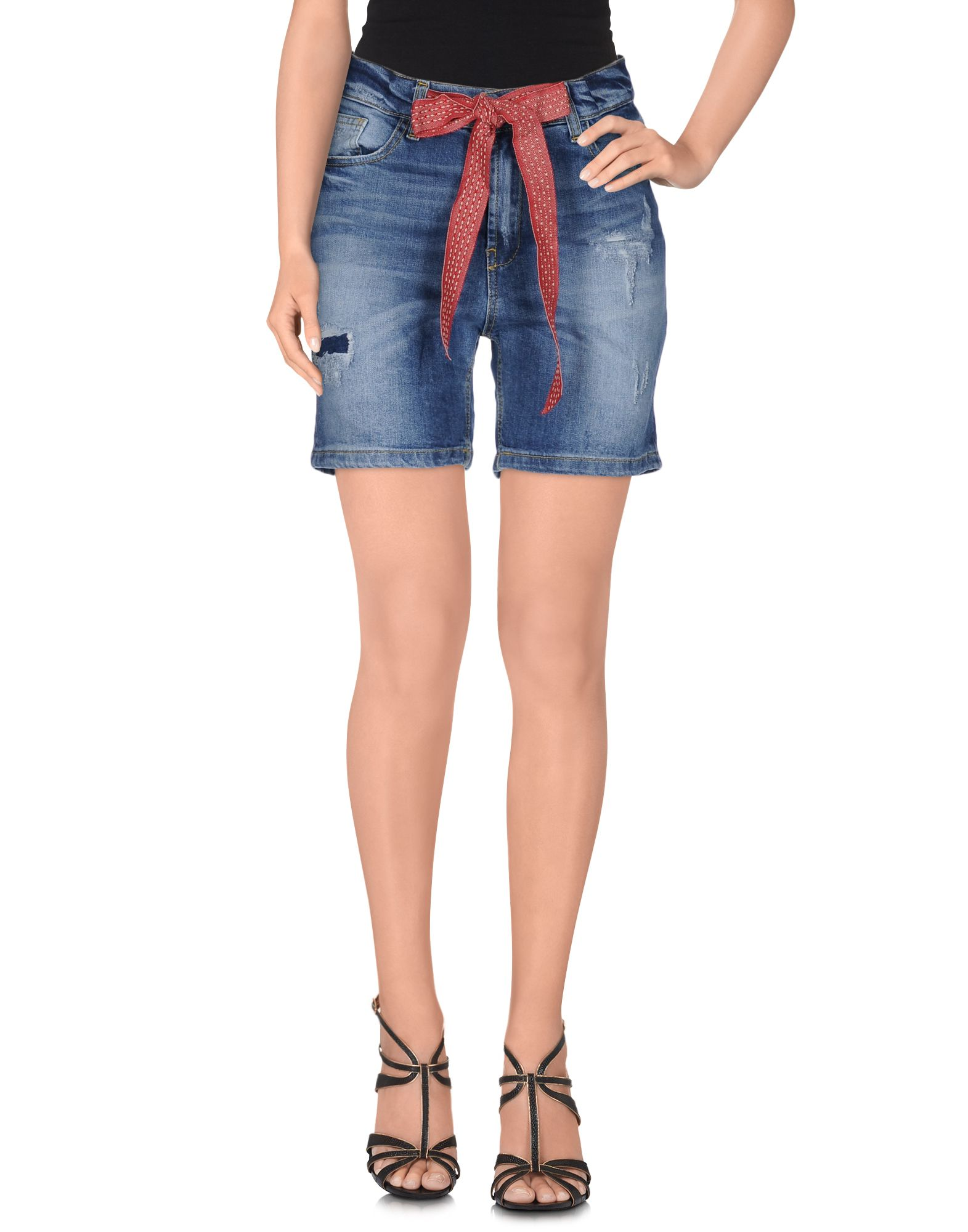 где купить  KAOS JEANS Джинсовые шорты  по лучшей цене