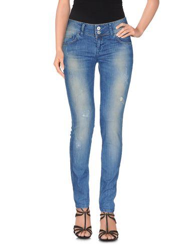 BRIAN DALES & LTB Pantalon en jean femme