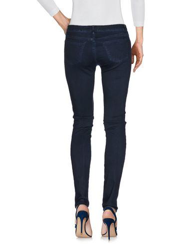 Фото 2 - Джинсовые брюки от BROCKENBOW синего цвета