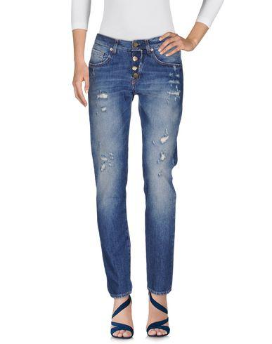 Foto 2W2M Pantaloni jeans donna