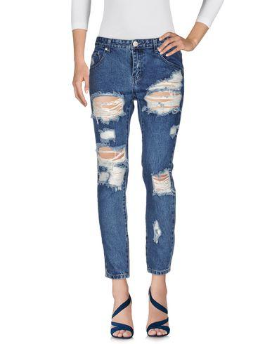Foto GLAMOROUS Pantaloni jeans donna