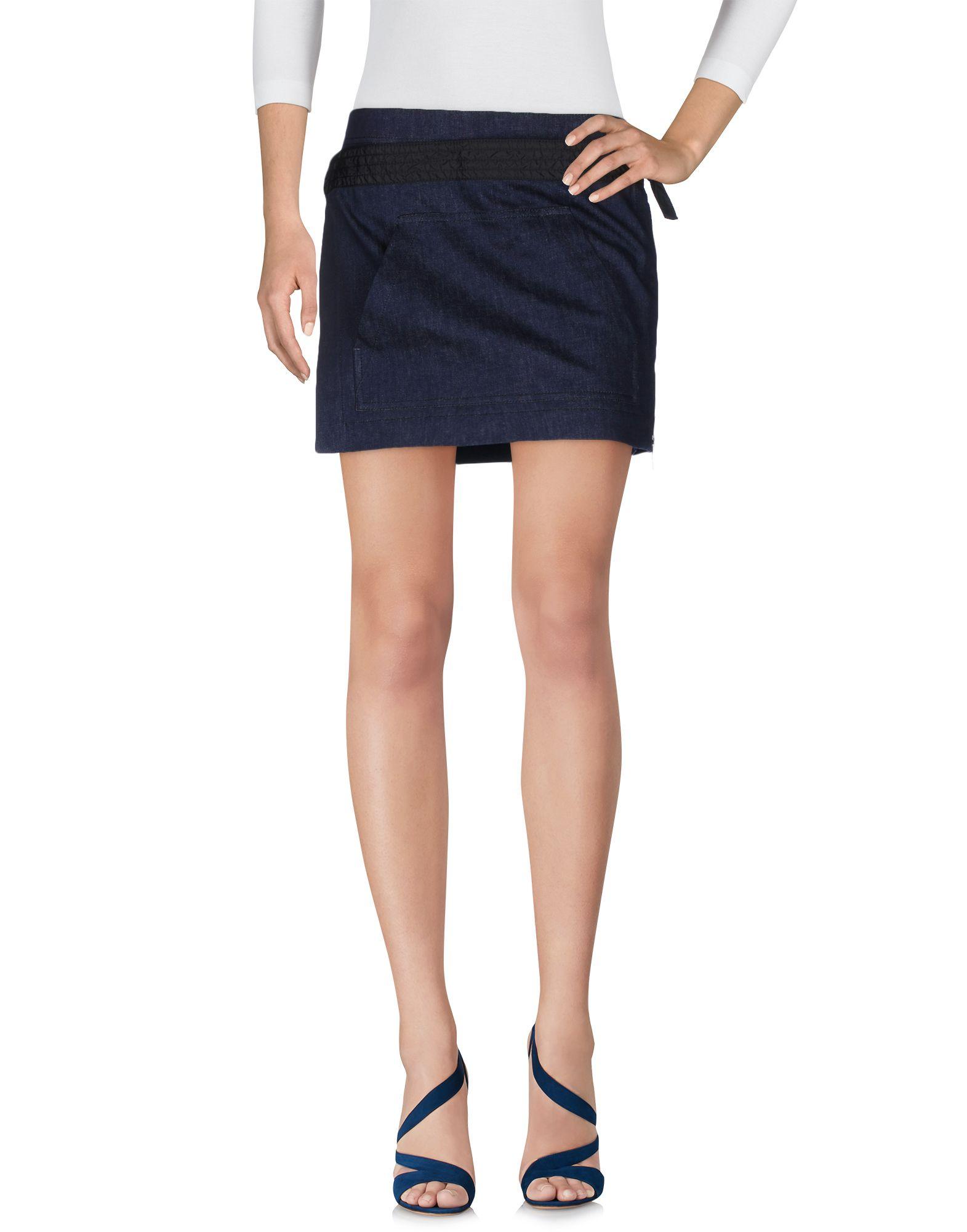 цены на FAY Джинсовая юбка в интернет-магазинах