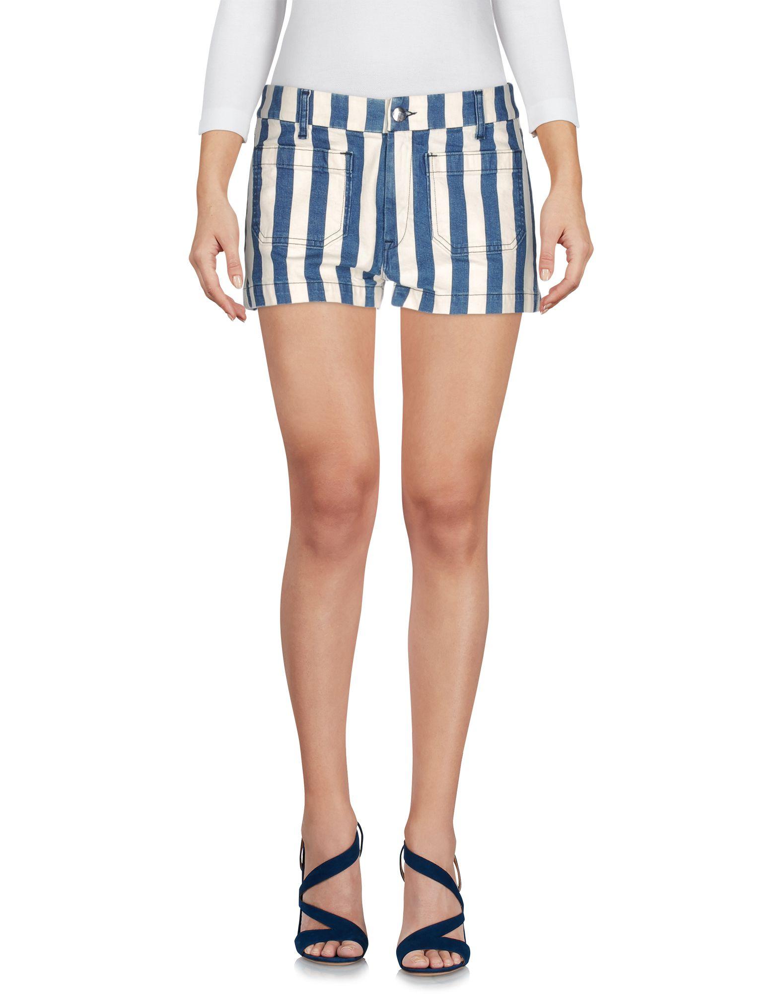 THE SEAFARER Джинсовые шорты superfine джинсовые шорты