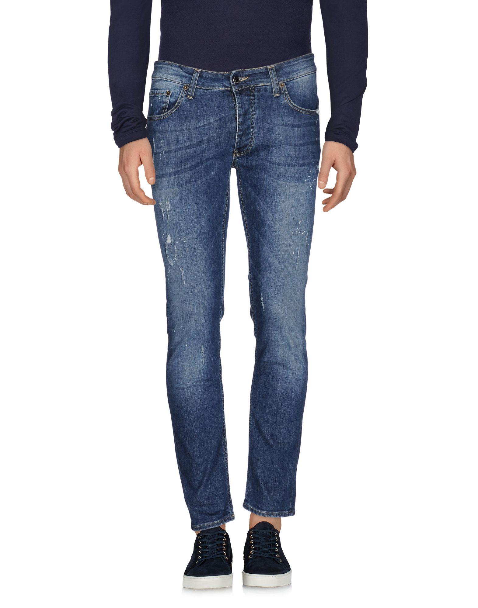 цена ROBERT QUEEN Джинсовые брюки онлайн в 2017 году