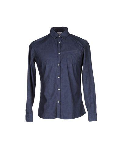 Джинсовая рубашка от 26.7 TWENTYSIXSEVEN