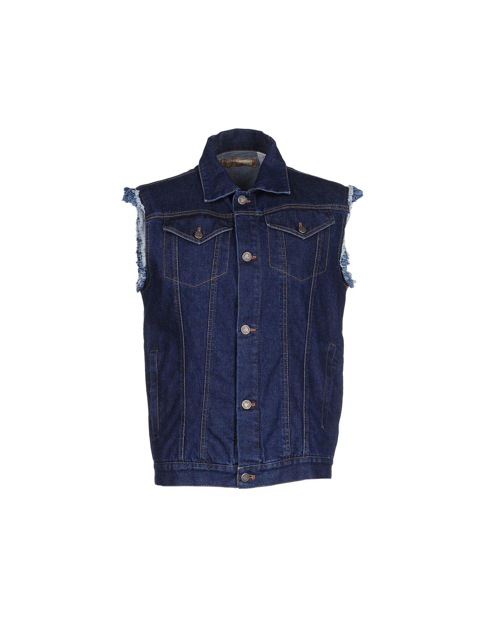 26.7 TWENTYSIXSEVEN Джинсовая верхняя одежда 26 7 twentysixseven джинсовая верхняя одежда