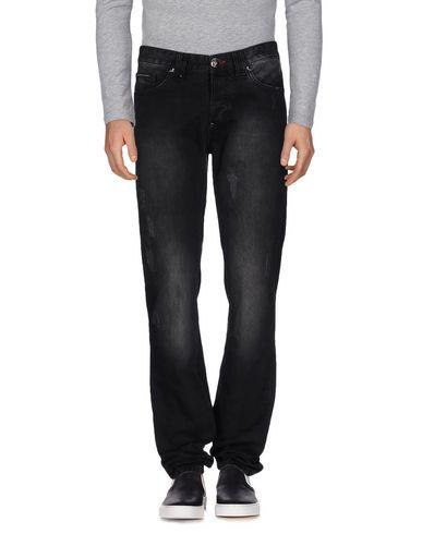 Джинсовые брюки PHILIPP PLEIN 42537468BS