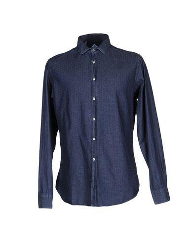 Джинсовая рубашка LIBERTY ROSE 42537478MG