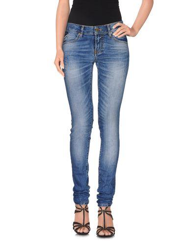 Джинсовые брюки FRANKIE MORELLO 42537792NR