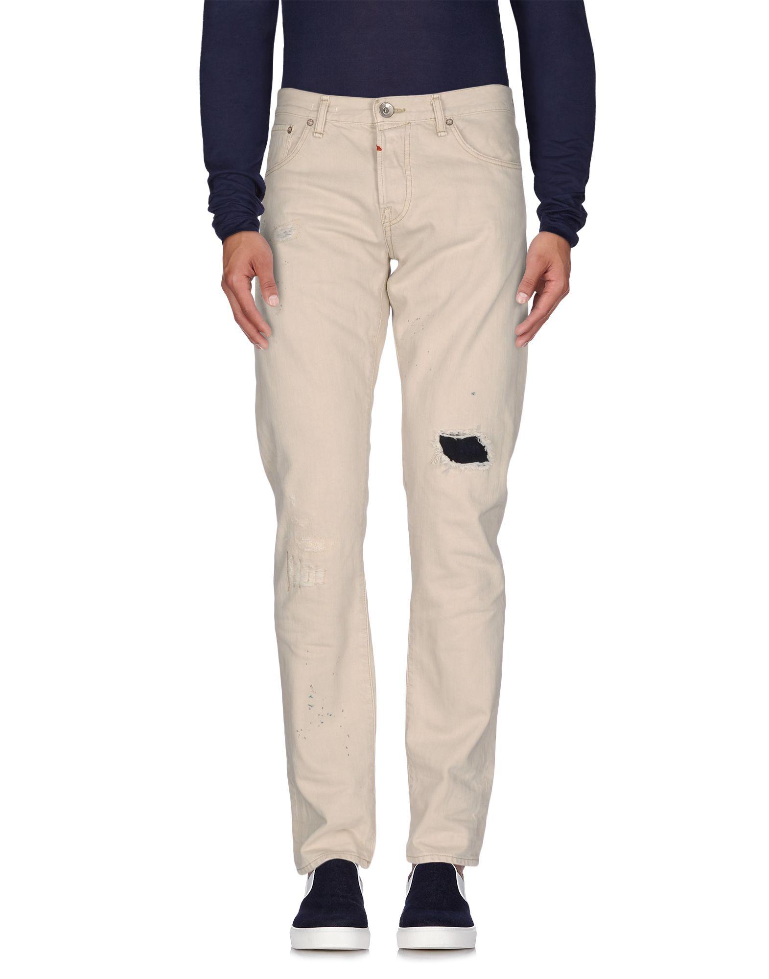 R.D.D. ROYAL DENIM DIVISION BY JACK & JONES Джинсовые брюки division minuscula mexico