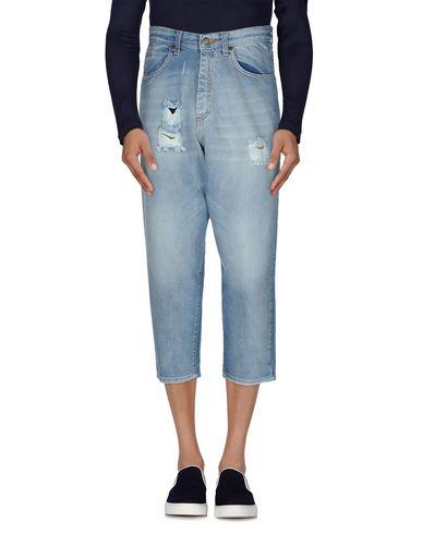 Джинсовые брюки-капри от 26.7 TWENTYSIXSEVEN