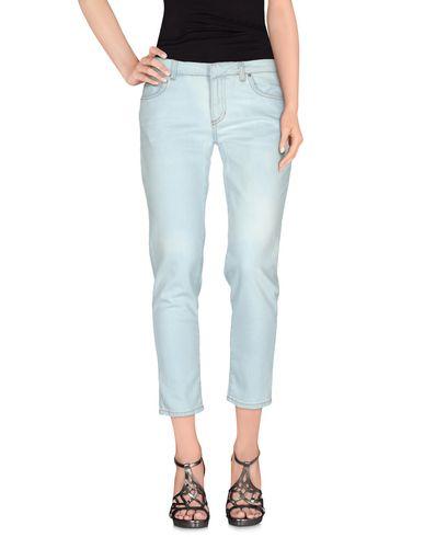 Джинсовые брюки PIERRE BALMAIN 42538139AM