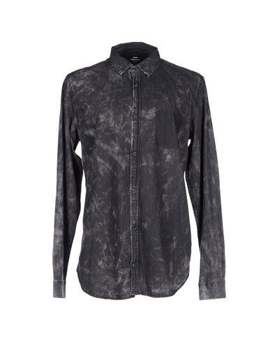 Джинсовая рубашка DR DENIM 42538293II