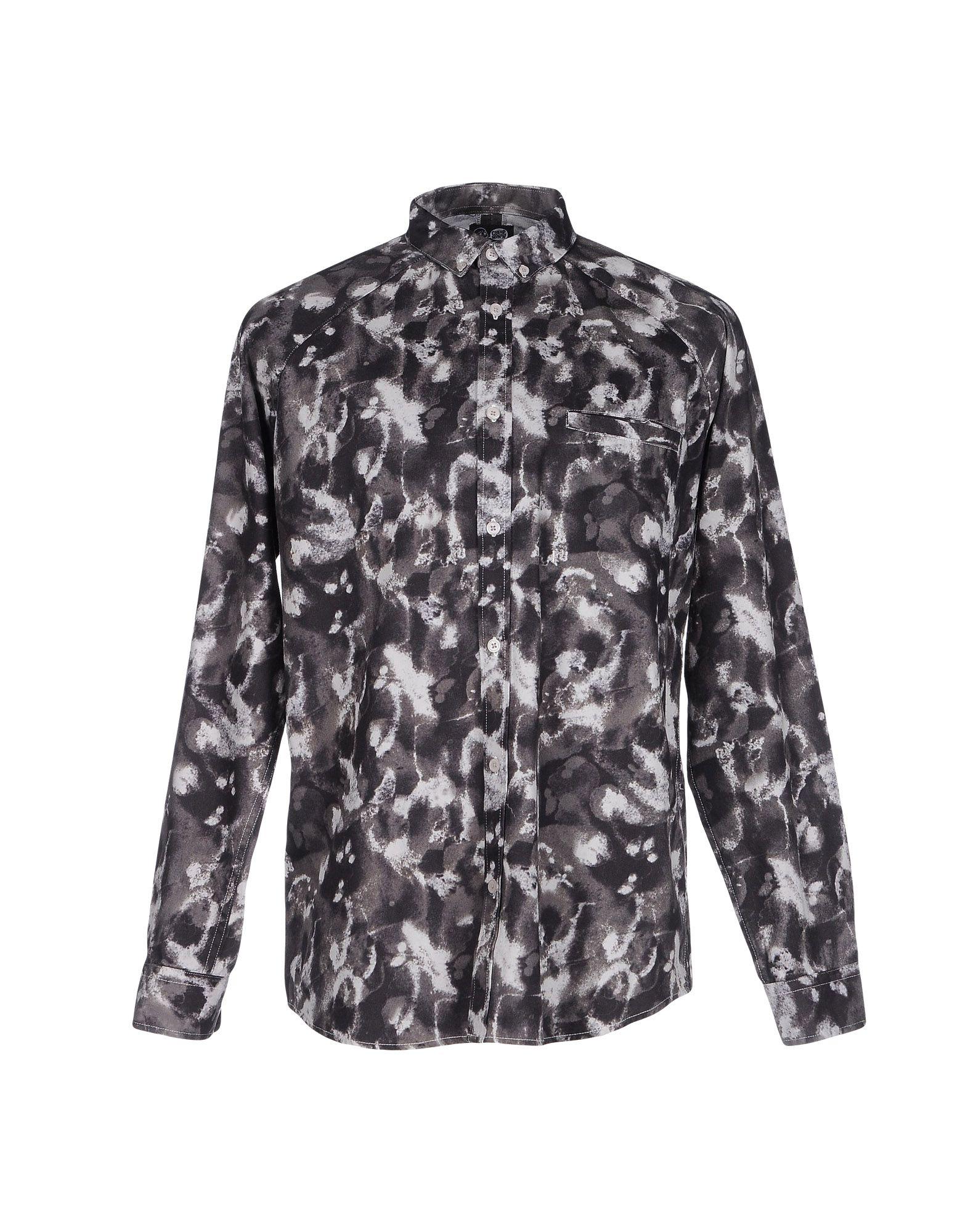 CHEAP MONDAY Джинсовая рубашка цена