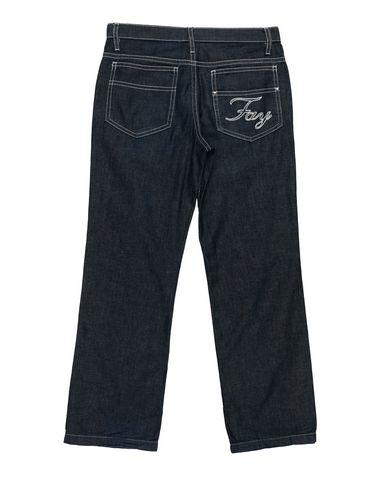 FAY Jungen Jeanshose Blau Größe 10 100% Baumwolle