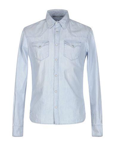 Джинсовая рубашка DISARMED 42538702NT