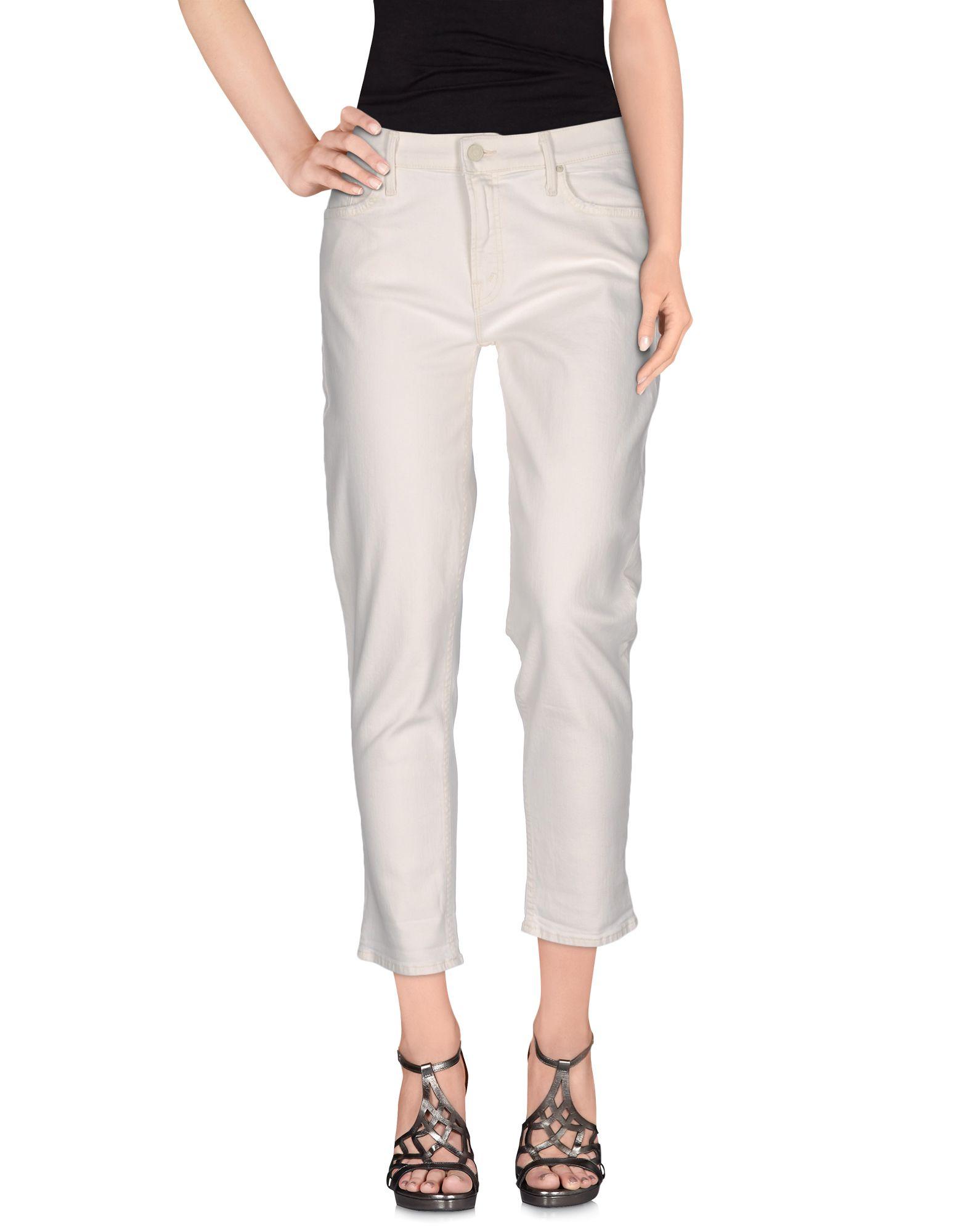 MOTHER Джинсовые брюки dismero джинсовые брюки