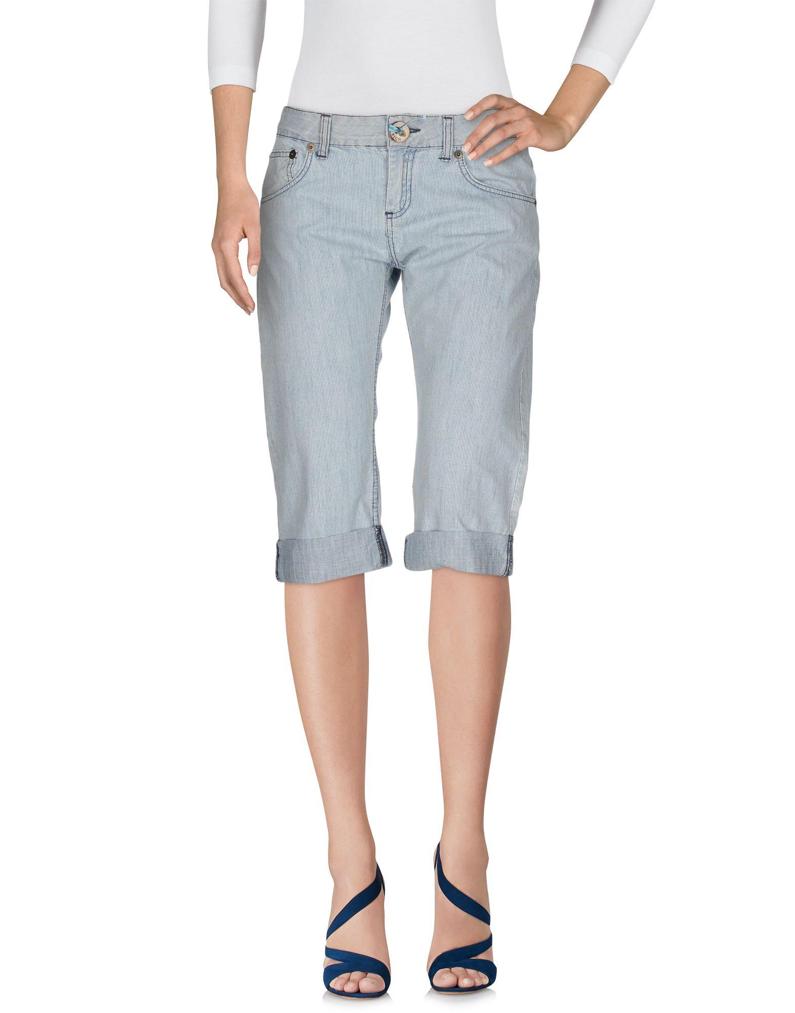 RICHMOND DENIM Джинсовые брюки-капри