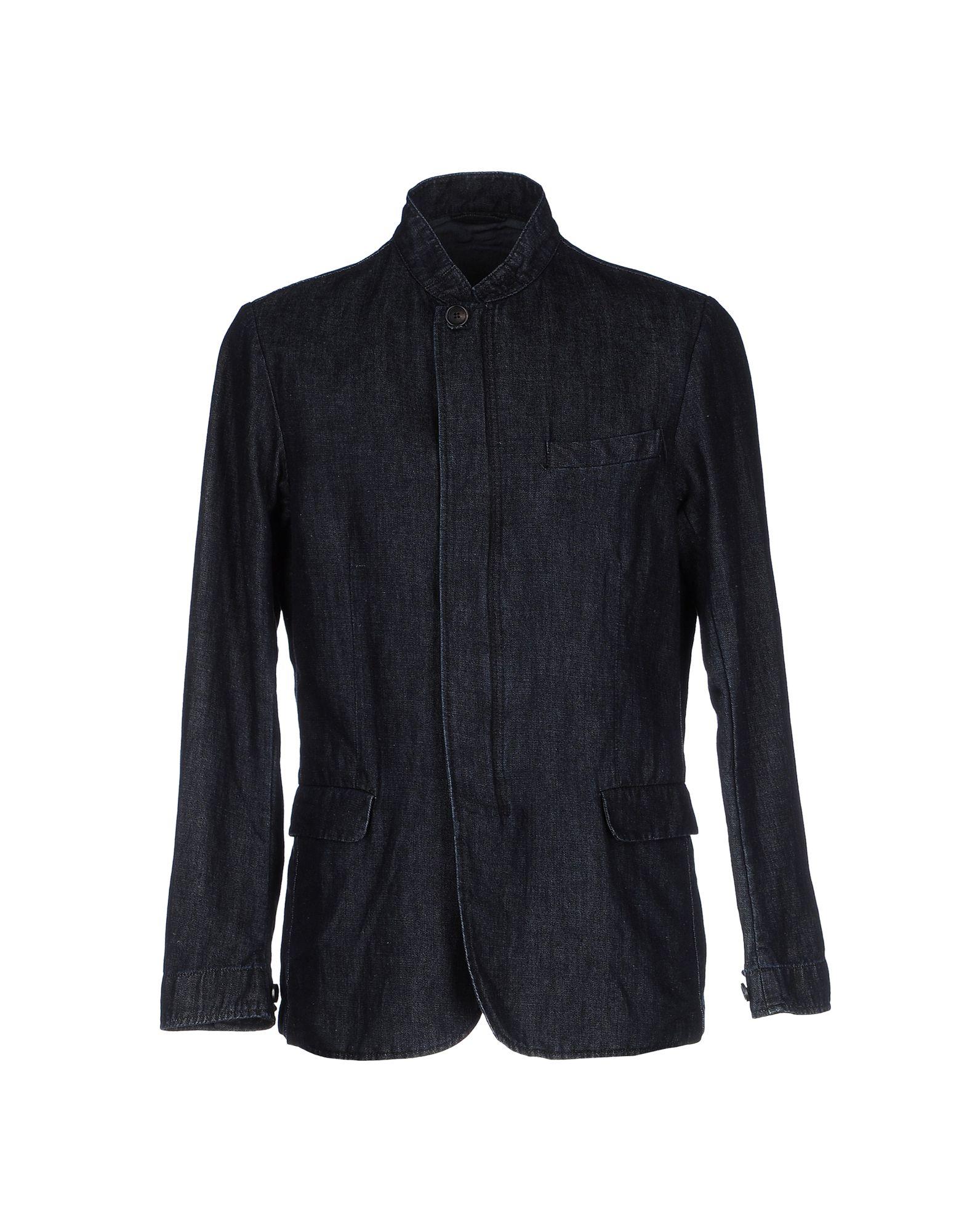 купить ARMANI JEANS Джинсовая верхняя одежда по цене 18500 рублей