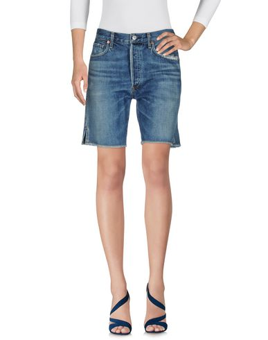 Foto CITIZENS OF HUMANITY Bermuda jeans donna