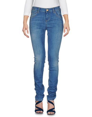 Джинсовые брюки RE-HASH 42539569IC