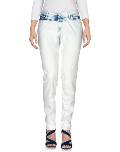 Джинсовые брюки RE-HASH 42539571VS