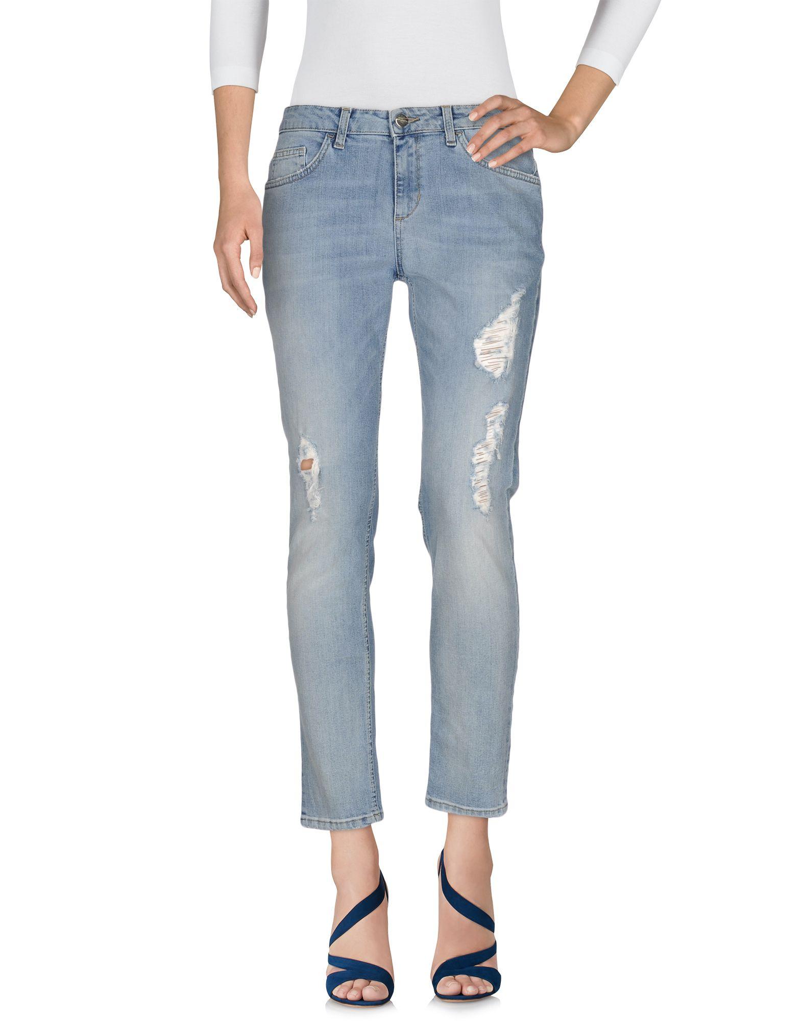 ФОТО swish•j джинсовые брюки