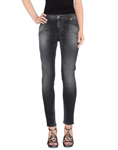 Джинсовые брюки PIERRE BALMAIN 42539902SN