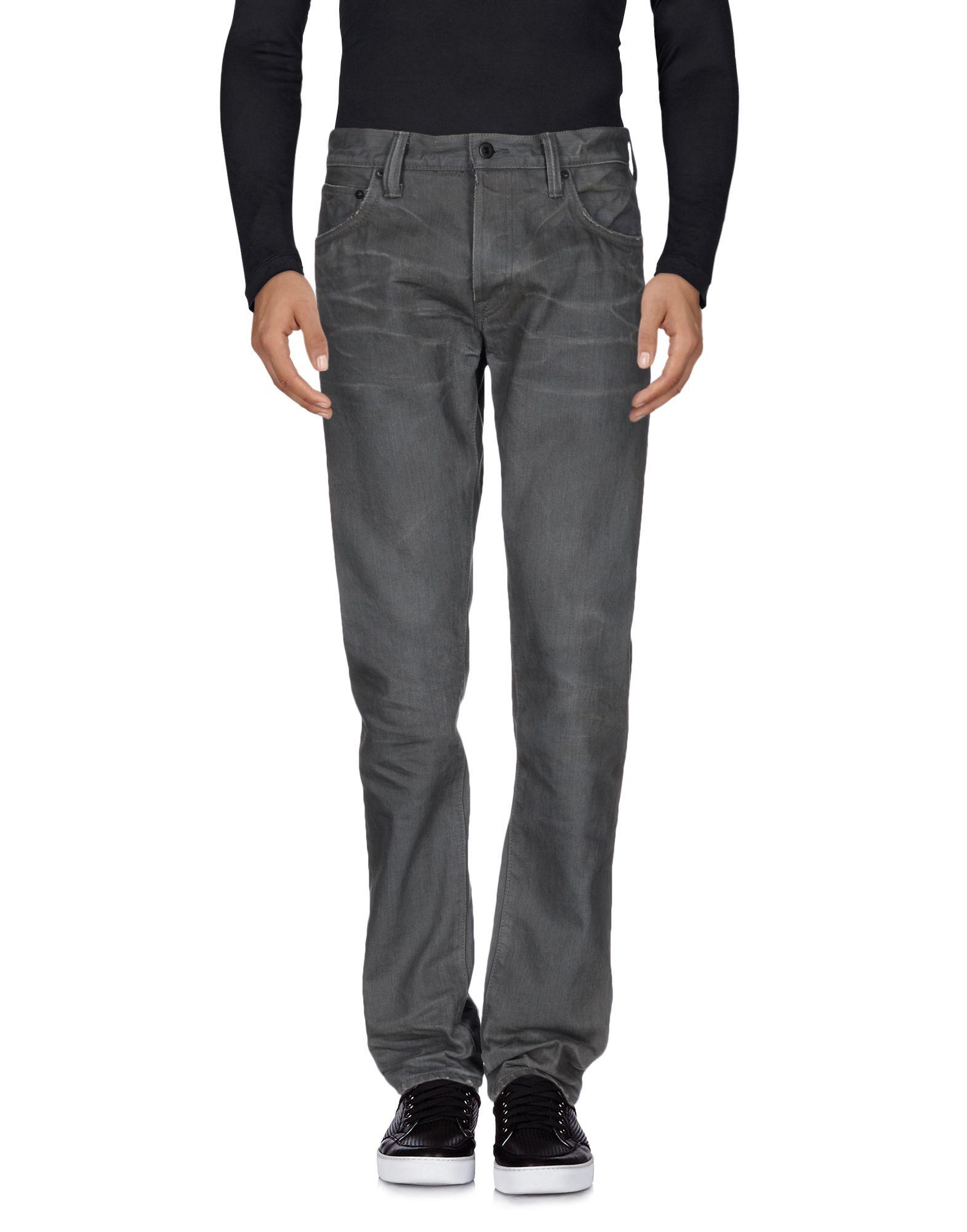 MASTERCRAFT UNION Jeans in Lead