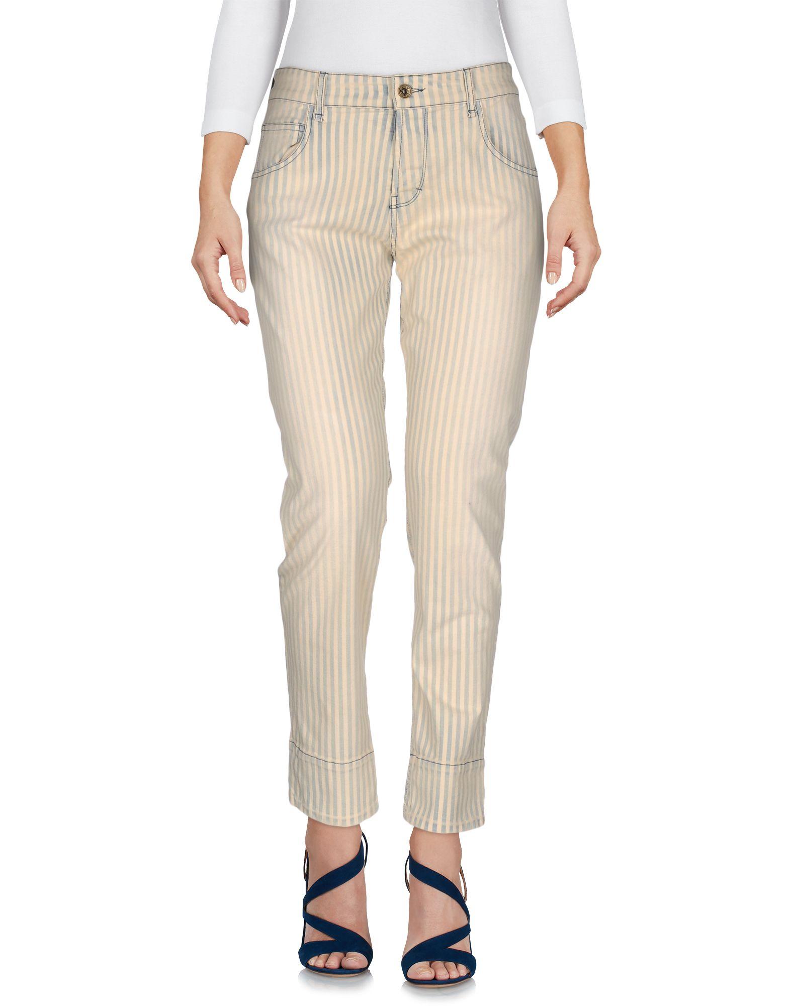 цены на PLEIN SUD JEANIUS Джинсовые брюки в интернет-магазинах