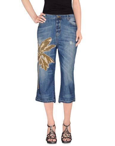 Джинсовые брюки-капри от LANEUS