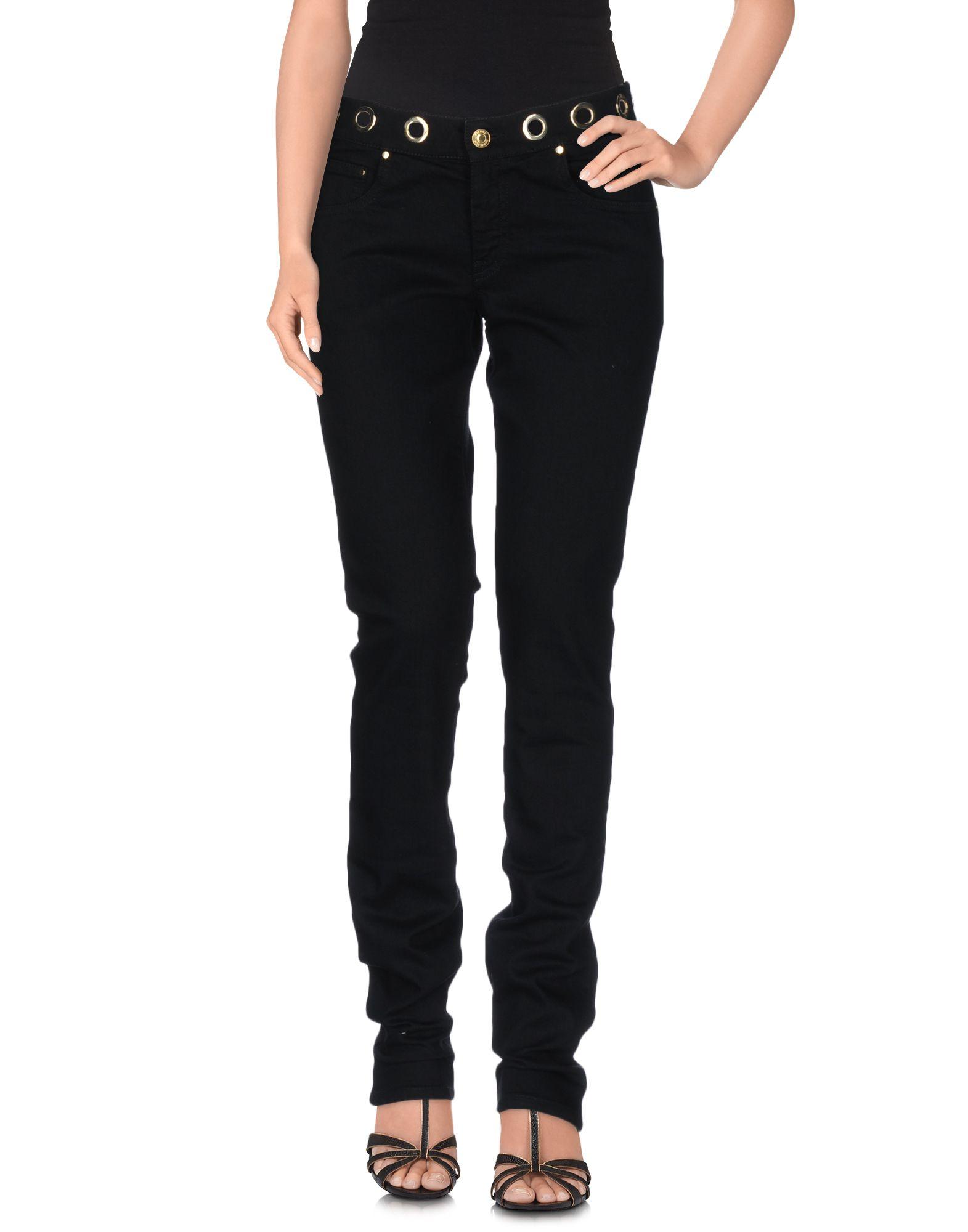 купить PIERRE BALMAIN Джинсовые брюки по цене 12350 рублей