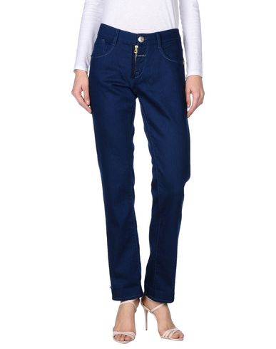 Джинсовые брюки LE JEAN DE MARITH + FRANOIS GIRBAUD 42540793OV