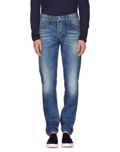 Джинсовые брюки TAKESHY KUROSAWA 42540897IC
