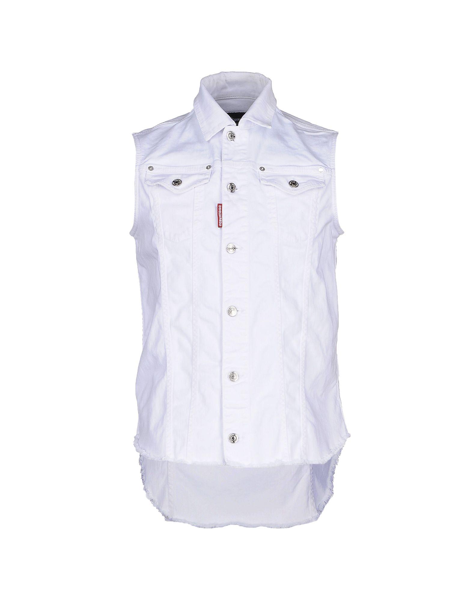 DSQUARED2 Джинсовая верхняя одежда
