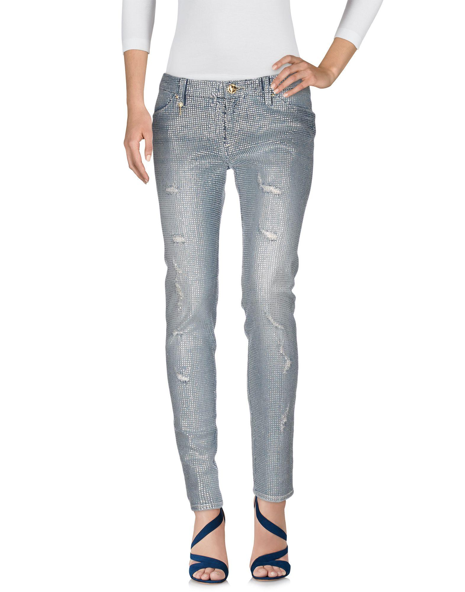 LEROCK Джинсовые брюки цена 2017