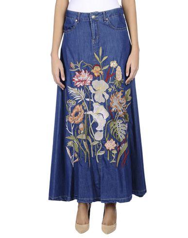 Джинсовая юбка NOLITA 42541509EN