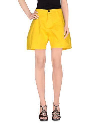 Pantaloni bermuda Giallo donna DSQUARED2 Bermuda jeans donna