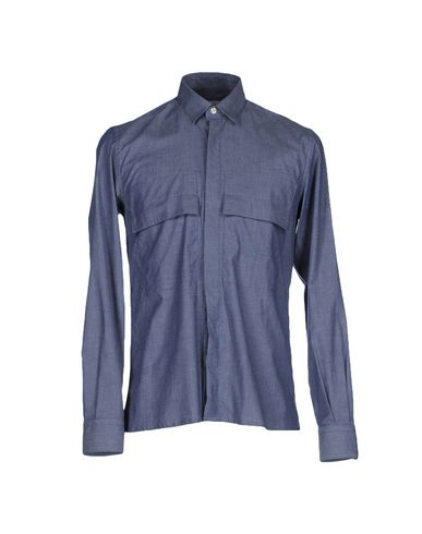 Джинсовая рубашка L(!)W BRAND 42541769GO