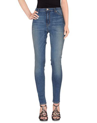 Джинсовые брюки PINKO 42541800BN