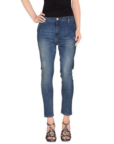 Джинсовые брюки PINKO BLACK 42541807KL