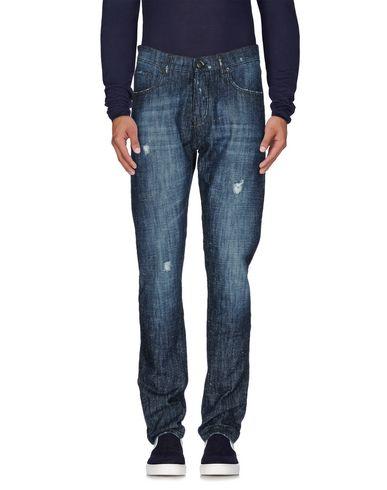 Купить Джинсовые брюки от 2 MEN синего цвета