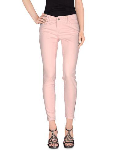 Купить Джинсовые брюки розового цвета