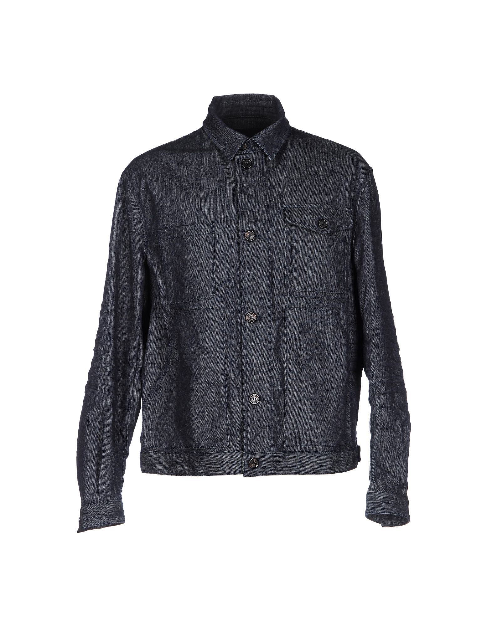 цена  DSQUARED2 Джинсовая верхняя одежда  онлайн в 2017 году