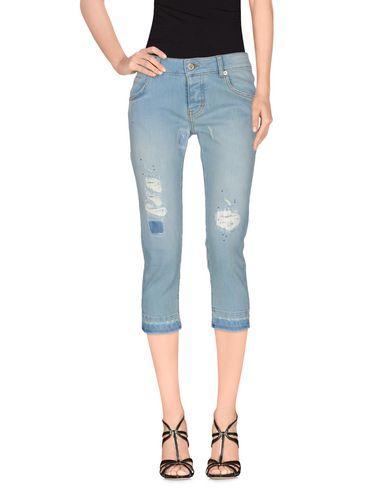 Джинсовые брюки-капри ATOS LOMBARDINI 42542145RQ