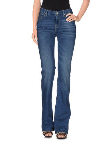 Купить Джинсовые брюки от TWINSET синего цвета