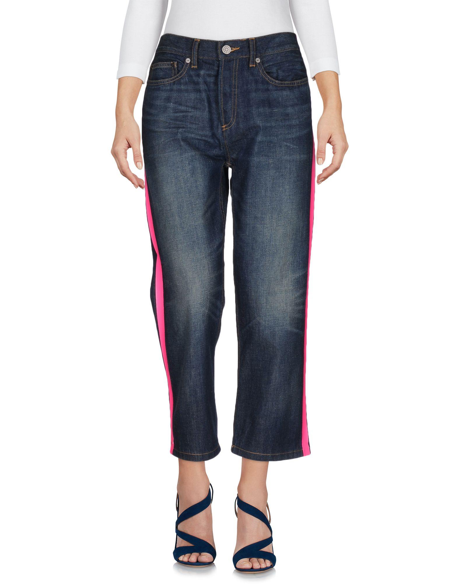 MARC BY MARC JACOBS Джинсовые брюки-капри
