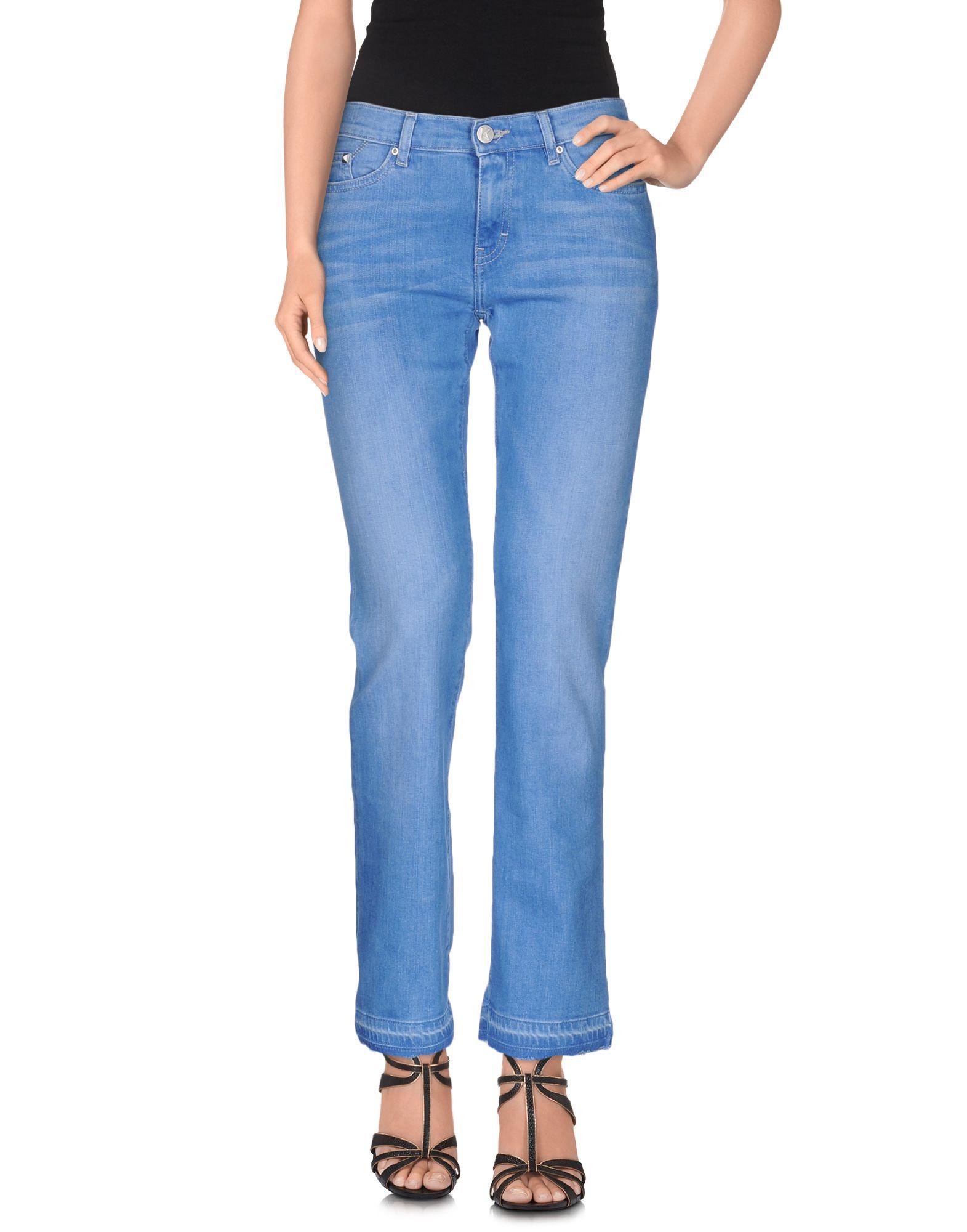 ФОТО karl lagerfeld джинсовые брюки